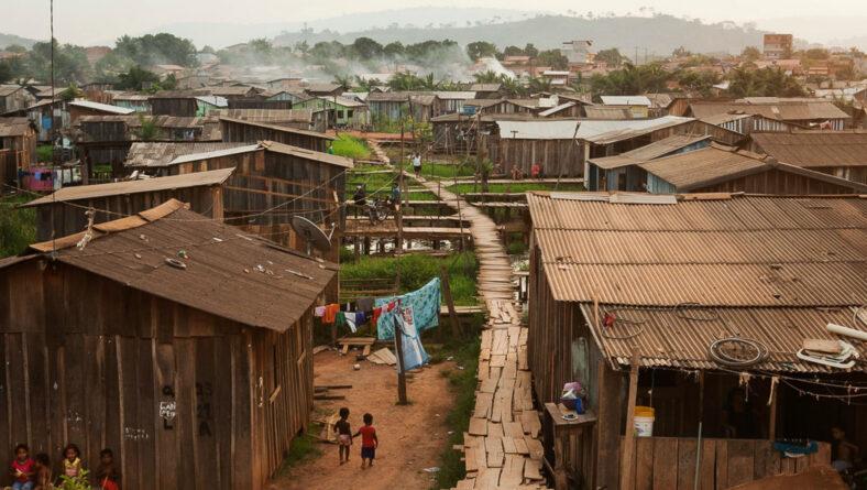 Fattigdom og befolkningstilvækst