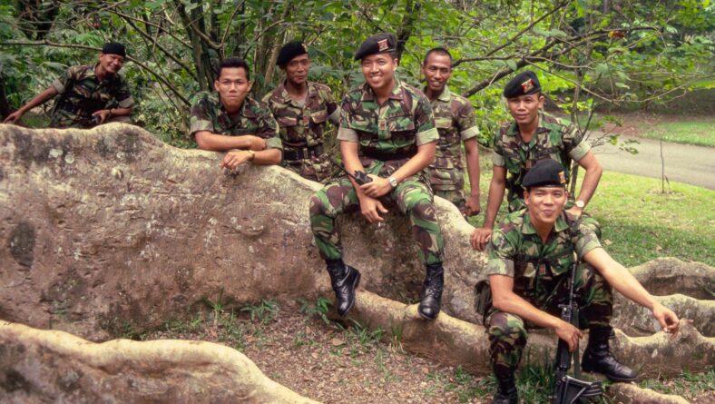 De indonesiske myndigheder