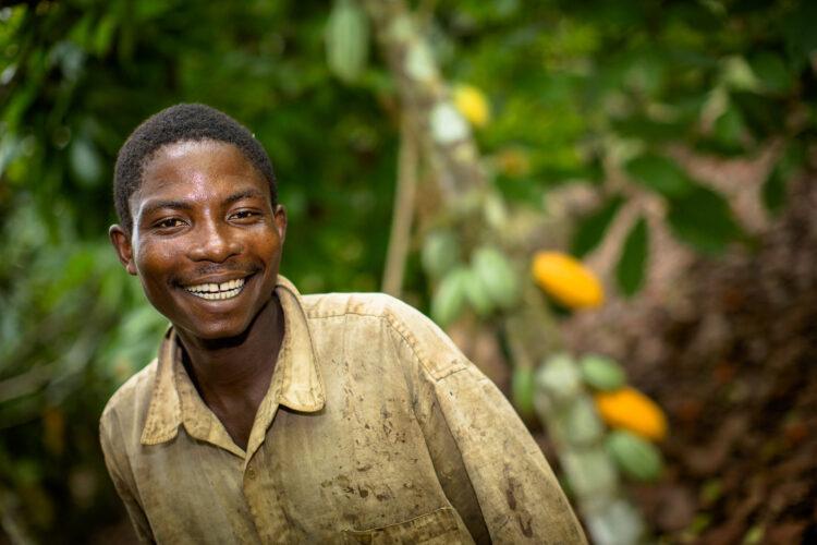 Kakaobonden i Ghana