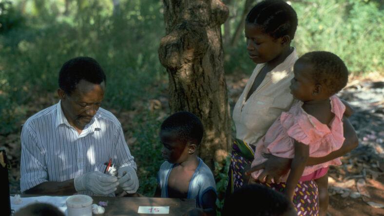 Sundhedsarbejderen i Østafrika