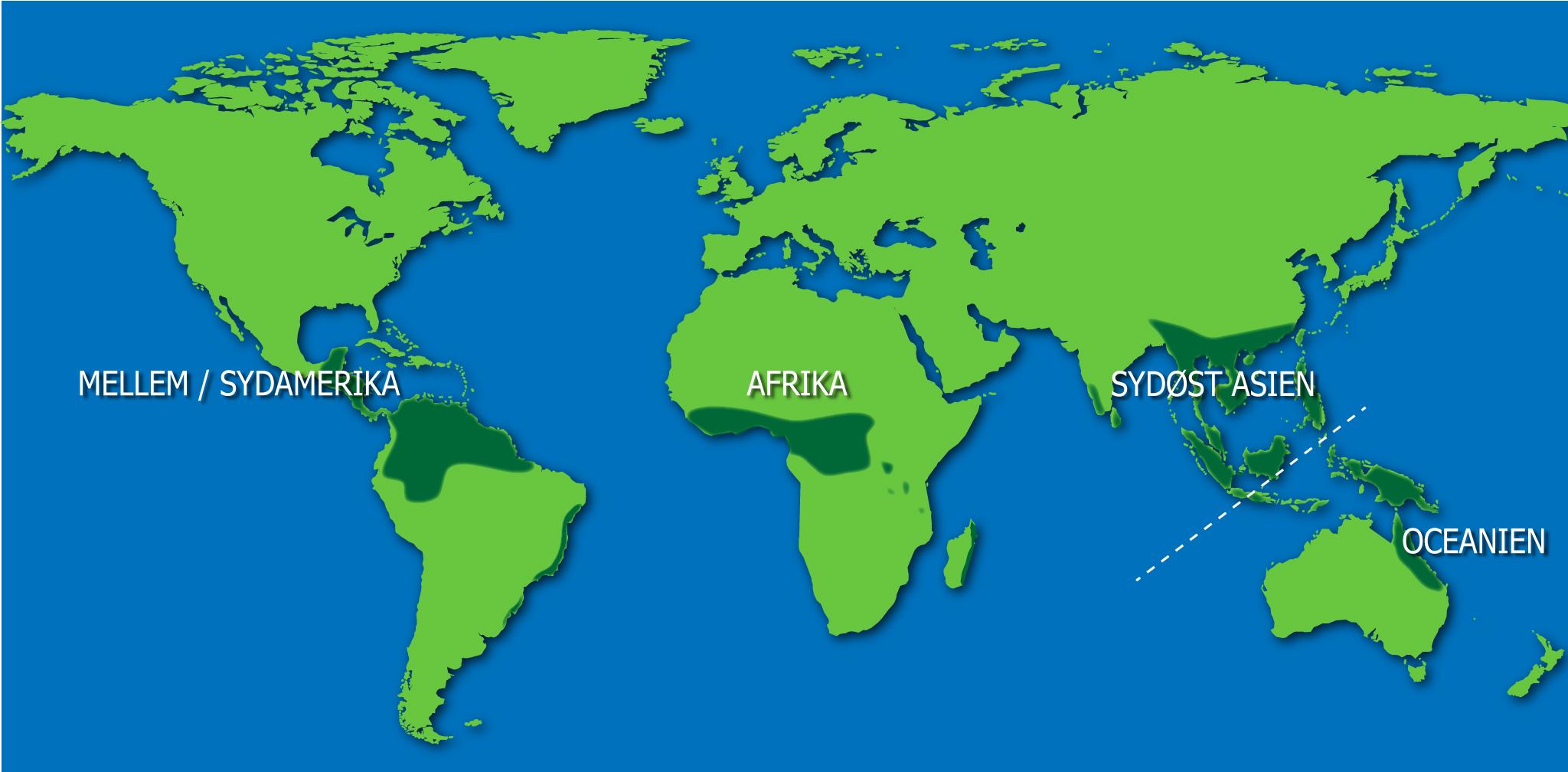 Oprindelige folk på Kontinenterne
